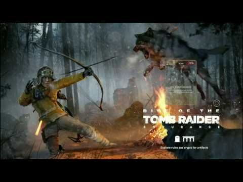 Rise of The Tomb Raider Ep. 60: Endurance