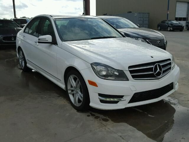 Salvage 2014 Mercedes-benz C250  Sedan For Sale | Clean Title
