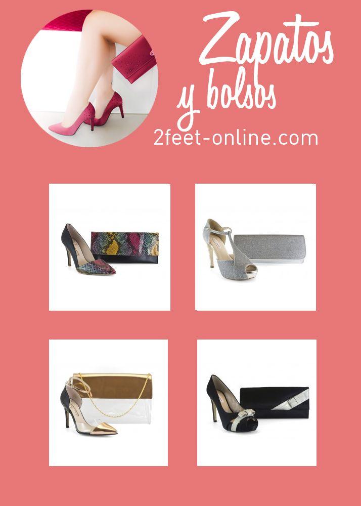 Zapatos y bolsos a juego de la marca Ángel Alarcón disponibles en la tienda oficial http://www.2feet-online.com