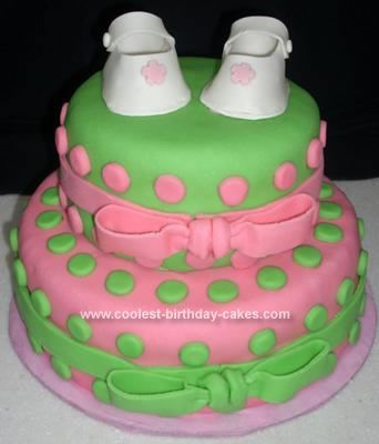 coolest baby booties shower cake cute cakes homemade and fun cakes