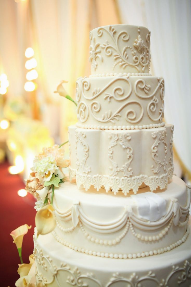 Wedding Cakes Hottest Design Now - Make A Decision On Them For Your ...