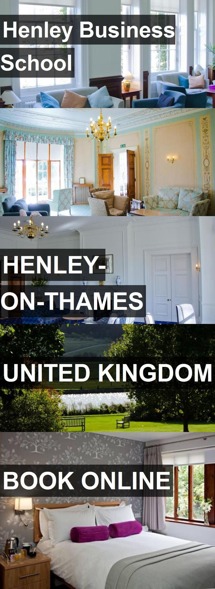 Hotel Henley Business School in Henley-on-Thames, United Kingdom. For more information, photos, reviews and best prices please follow the link. #UnitedKingdom #Henley-on-Thames #hotel #travel #vacation