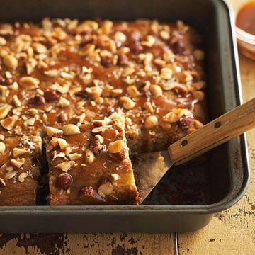 La harina de avena torta de zanahoria Frigorífico