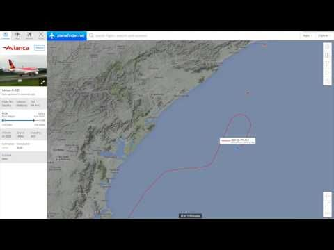 Disappearing Flights over South Atlantic Confirmed - Flat Earth Clues - YouTube