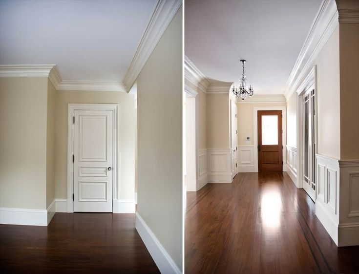 How to Choose the Correct Size Crown Moulding - Horner ...