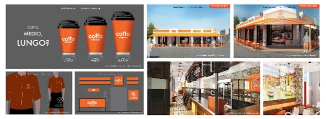 It's Brewing! Cotto Espresso, the renowned italian espresso bar in Adelaide, Australia.   Our scope: Insights, Strategy & Positioning, Naming, Brand Identity & Store Design.