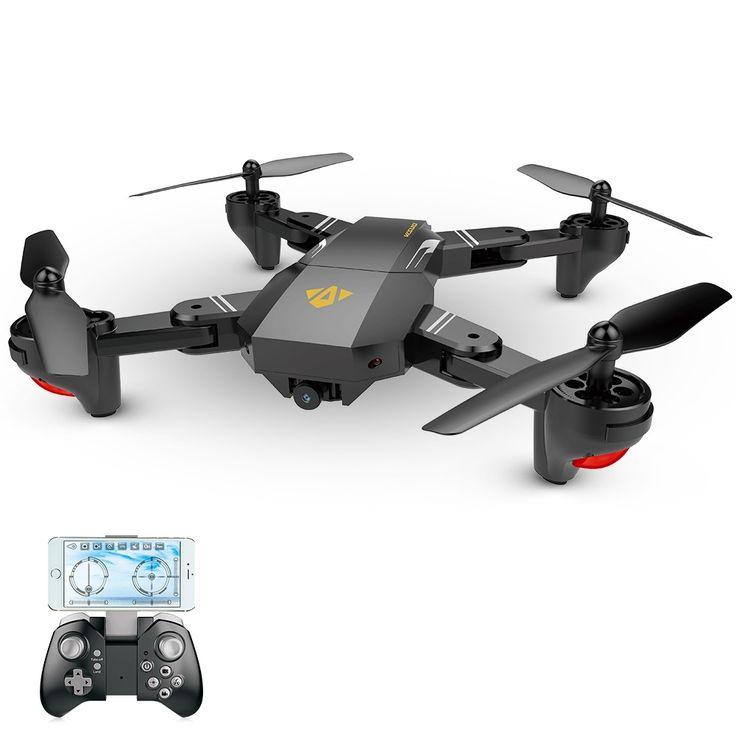 VISUO XS809HW Wifi FPV Foldable RC Quadcopter