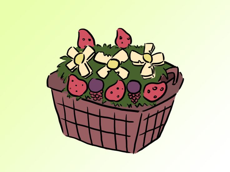 How To Make A Flower Fruit Basket : Best ideas about edible fruit baskets on