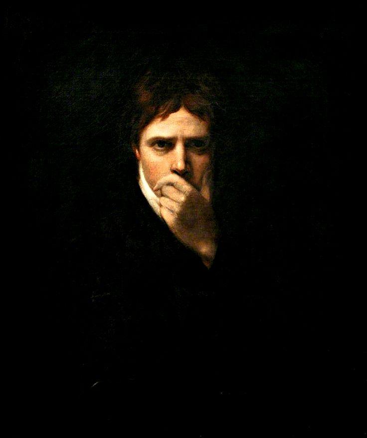 """sculppp: """"John Opie (1761 –1807) Sir David Wilkie 1805 """""""