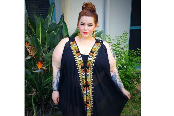 Plus Size Model Tess Holliday Makes History!