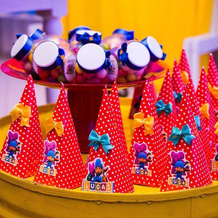 Pocoyo by Deise Casa Branca Decor – Inspire sua Festa ®