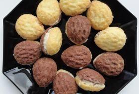 Jak upéct cukroví plněné ořechy | recept