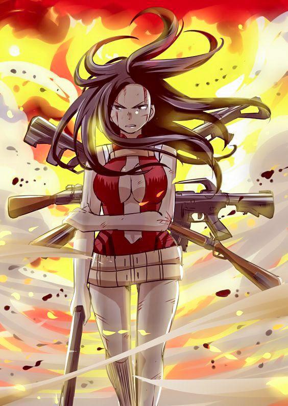 - Boku no Hero Academia - Momo