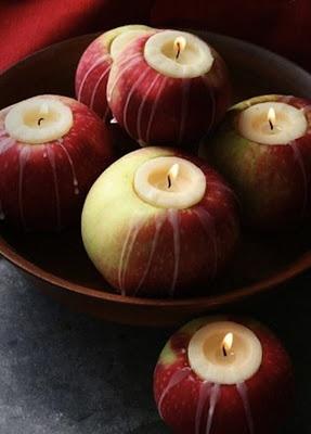 theelichtjes in appels