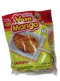 Vero Mango Mexican Candy 40 pieces