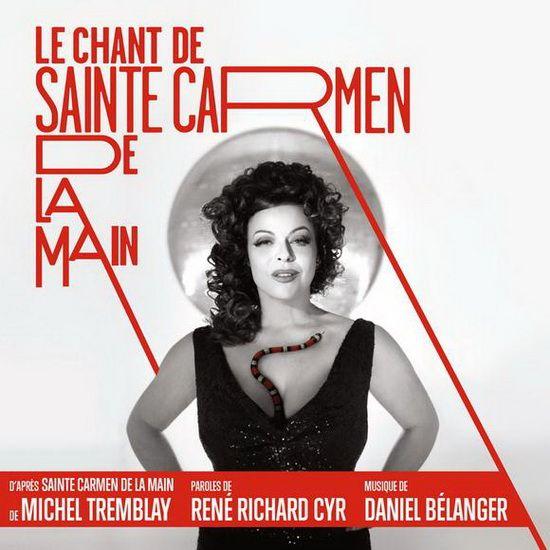 Chant de Sainte Carmen de la main (Le)