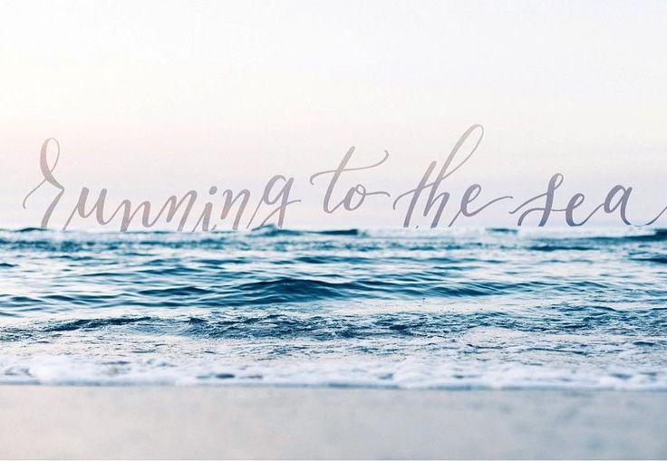 you, me & the sea x
