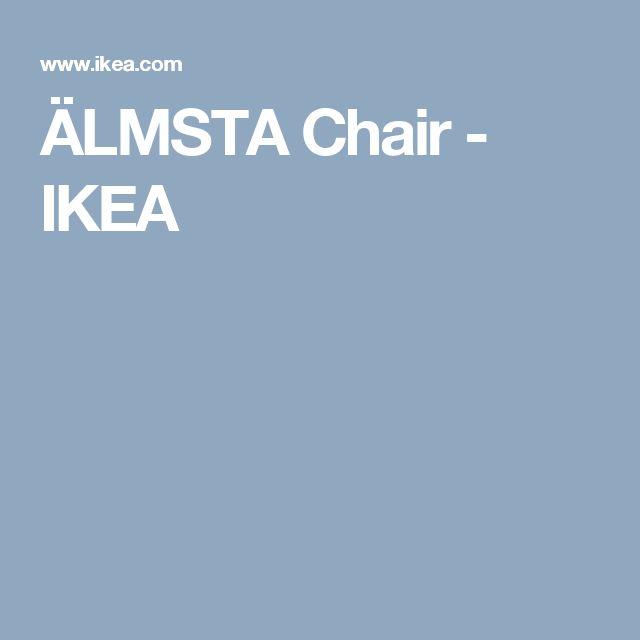 ÄLMSTA Chair - IKEA