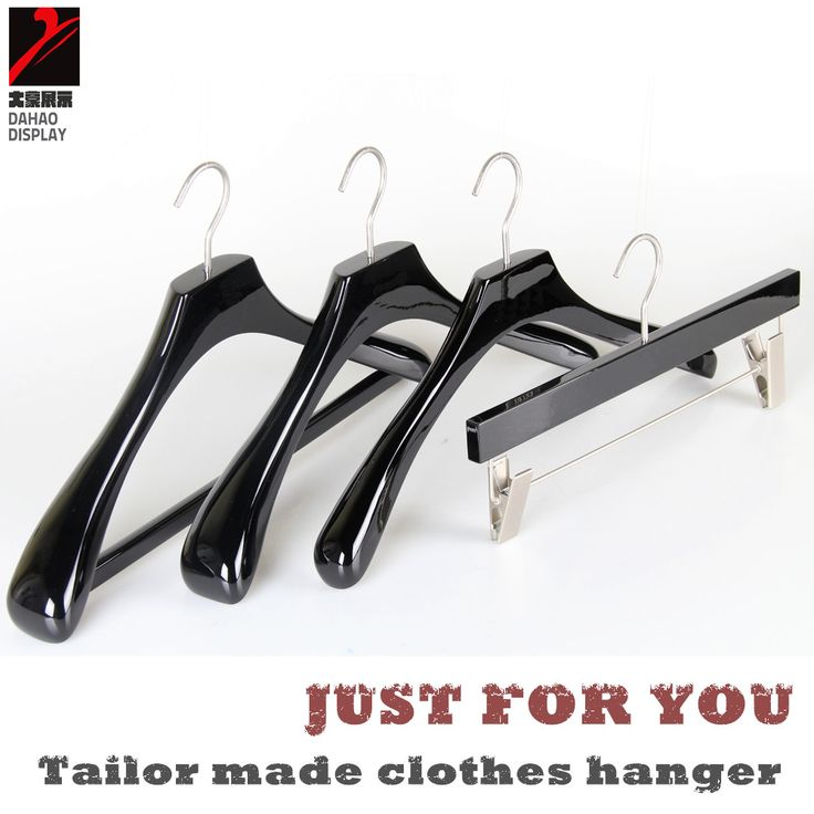 dahao custom made high end wooden suit hanger coat hanger pants hanger photo detailed about