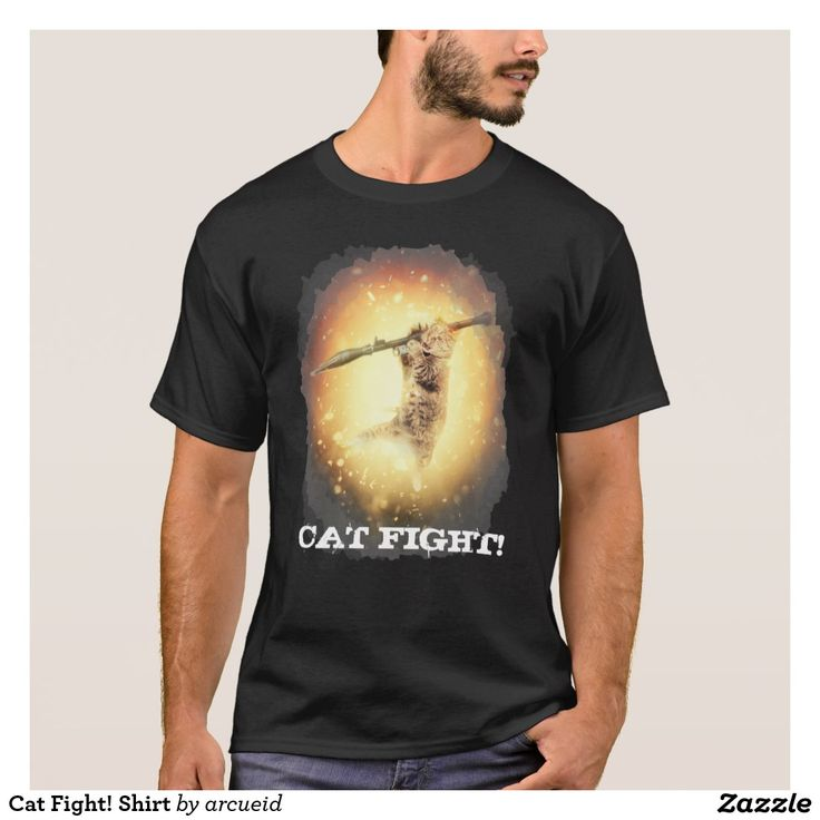 Cat Fight! Shirt