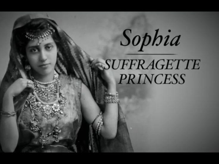 Princess Sophia daughter of Maharaj Duleep Singh