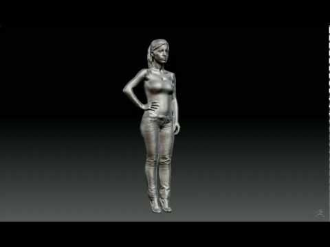 Ira - High Detail 3D Scan