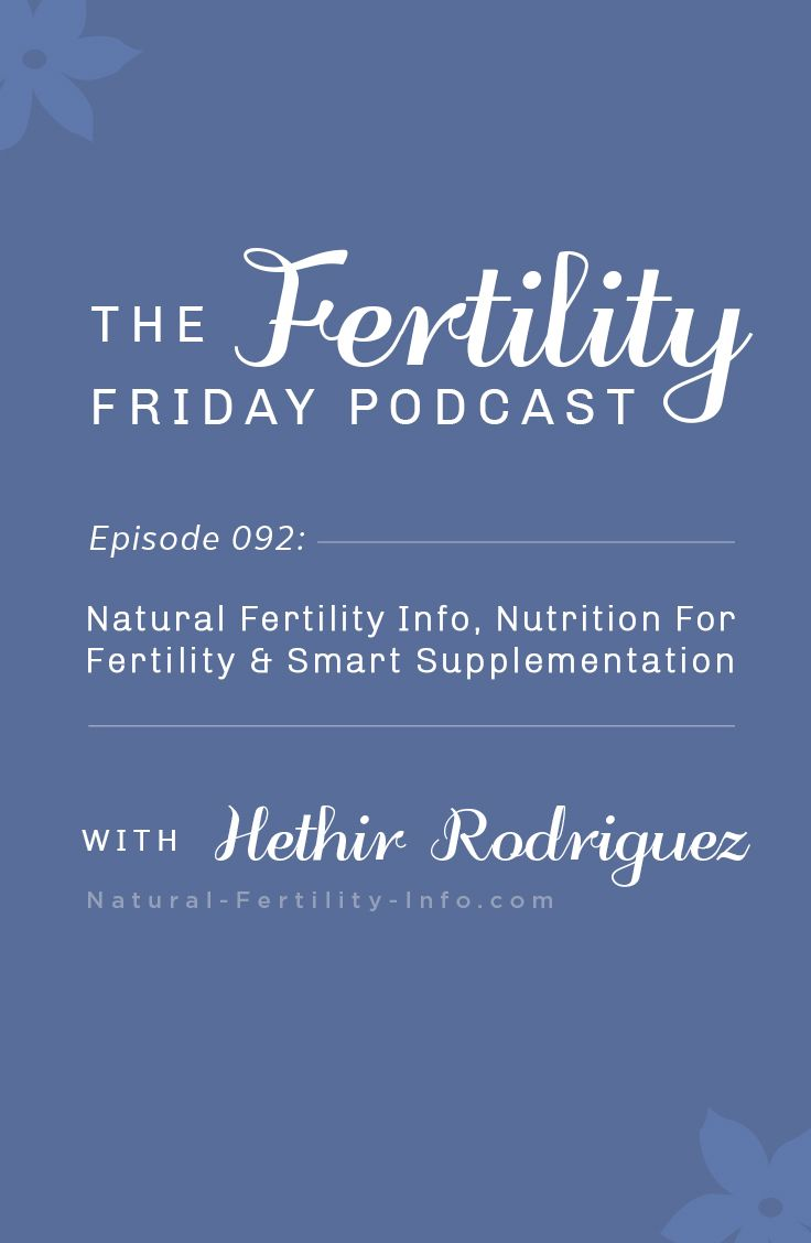Hethir is the founder of Natural-Fertility-Info.com. She wants to live in a world where work is play, traveling to new places is the norm, and growing vegetables is foolproof. As a Natural Fertility Specialist, Hethir and her team have helped thousands of couples to get pregnant using natural fertility therapies and lifestyle changes.