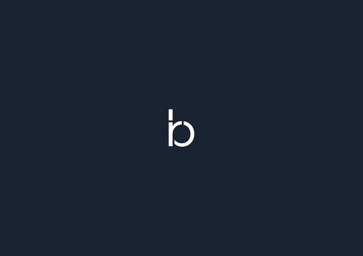 RB branding on Behance