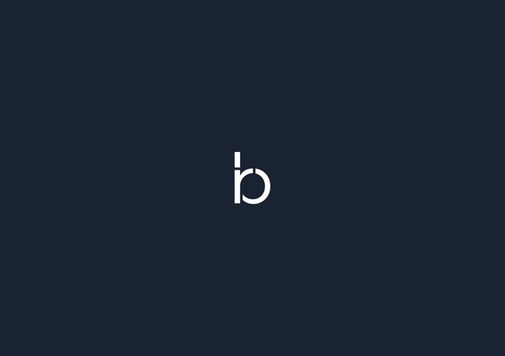 RB branding on Behance