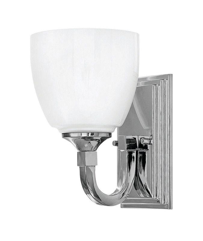 Hinkley Faye 1 Light Bath Wall Sconce In 2020 Sconces Hinkley Lighting Bathroom Sconces