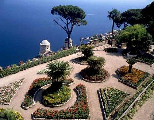 Giardini di Villa Rufolo, Ravello