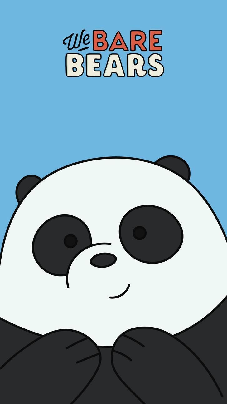 Wallpaper Panda Kartun