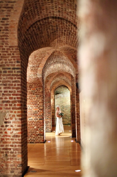 The Vaulted Space Beneath RSA House Licensed For Wedding Ceremonies Covent Garden London