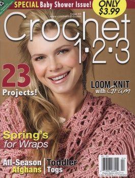 Crochet 123, Free book