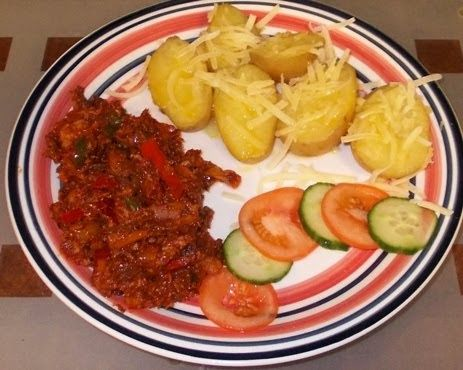 Recipe - Easy Pilchard and Pepper Curry