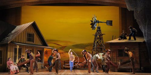 24 Best Images About Oklahoma The Musical On Pinterest
