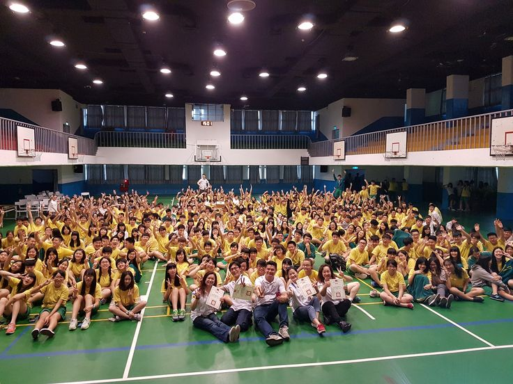 District 300 A3 #LionsClubs (Taiwan) educated high school students about suicide awareness