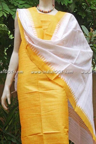 Stunning Silk unstitched suit fabric