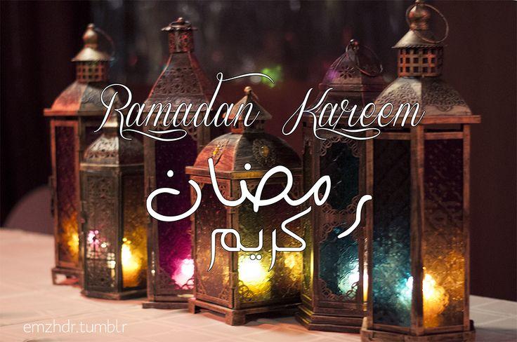 Ramadan Kareem Postcards & Greeting