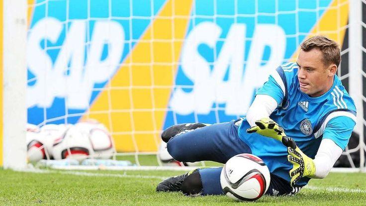 Nationalmannschaft - Werden Sie der erste 100-Mio-Torwart, Manuel Neuer?