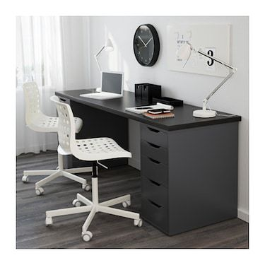 ikea office dividers. Ikea Office Dividers. Alex/linnmon Table Can Be Placed In The Middle Of Dividers