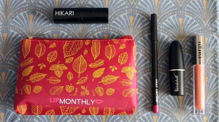 Lip Monthly Octubre 2016