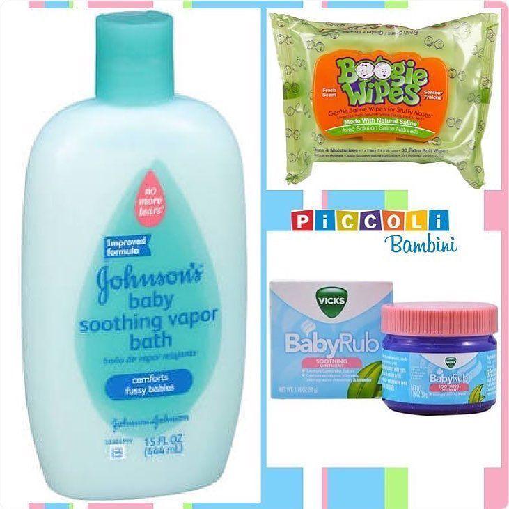 """""""É sempre bom ter este kit para o caso de nossos pequenos precisarem"""". Jonhson's baby Soothing vapor bath 444ml R$5900 - Boogie Wipes com 30 lenços R$3000 - Vicks baby rub 50g R$4990 Pronta entrega! Para comprar Whatsapp (19)99670-0210 direct ou acesse http://ift.tt/2aoJsL9 http://ift.tt/2dzyMwK Nossos produtos podem ser retirados em Indaiatuba/SP. Pagamentos podem ser efetuados por depósito no Itaú cartão de crédito ou débito. PagSeguro UOL Mercado Pago ou Paypal…"""