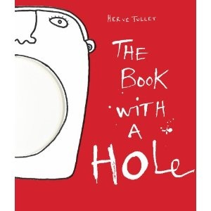 Herve tullett book with a hole in my heart
