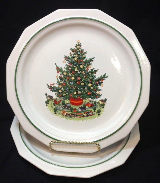 pfaltzgraff heritage christmas dinner plates set of 2 holiday dinnerware pfaltzgraff - Pfaltzgraff Patterns