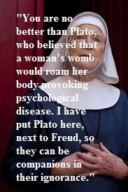 sister monica joan quotes - Google Search