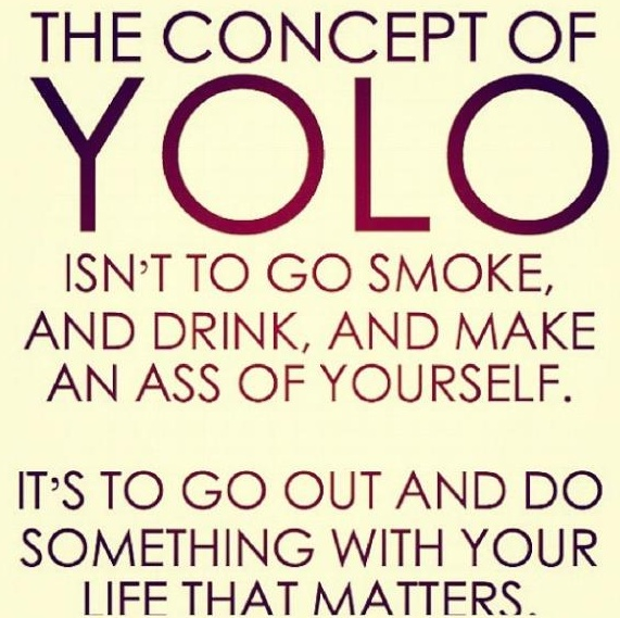 Make a difference..: Yolo, Inspiration, Life, Quotes, Sotrue, Truths, So True, Living Once, Things