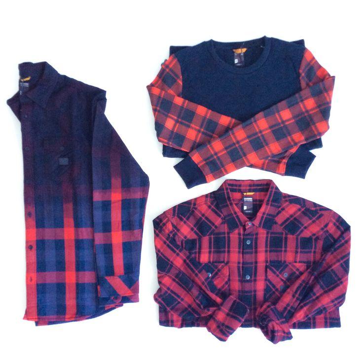 Steegenga mode / blouse / sweater / plaid / ruit / trend / fall / winter / fashion / 2014 / 2015 / Chasin'