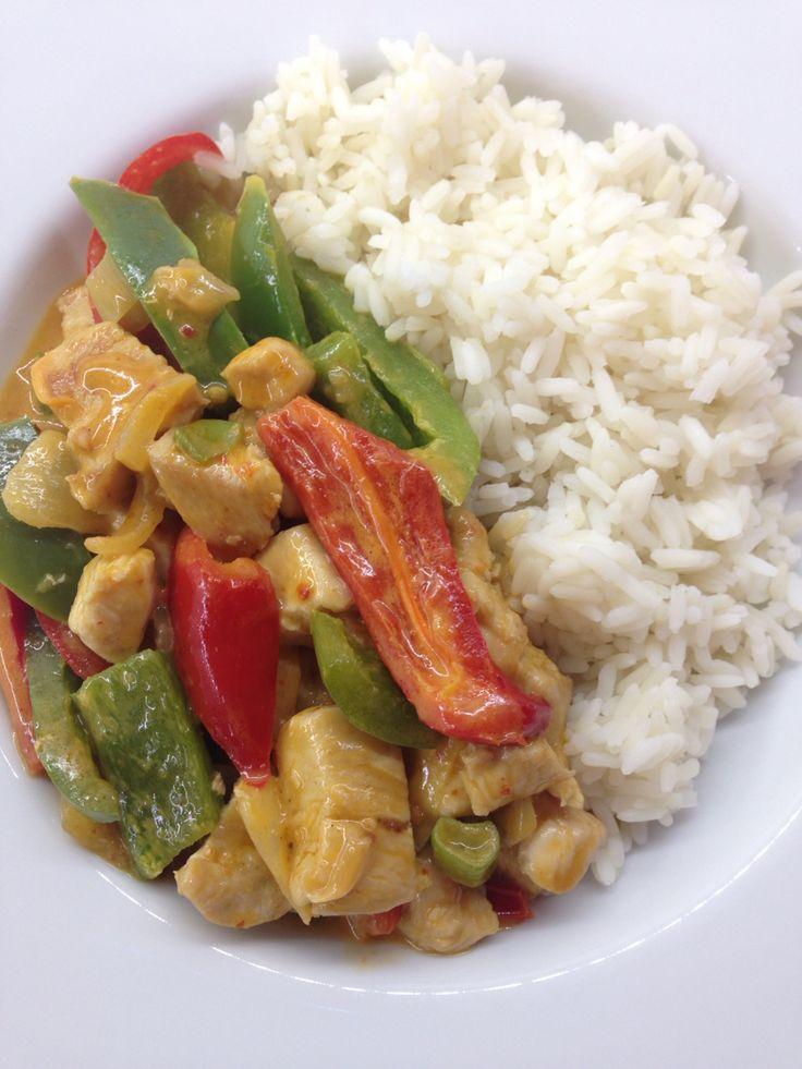 Thai Curry Restaurant: Home