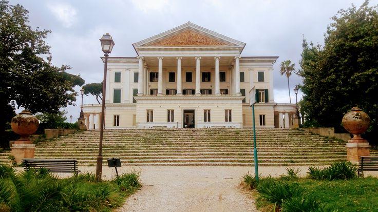 VILLA TORLONIA,ROME ITALY